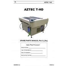 Aztec T-HD Spares Manual