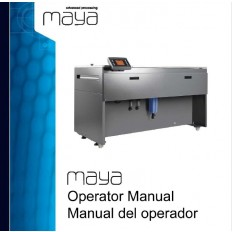 Maya 62/85P User Manual