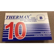 THERMAX Temp Indicating strips